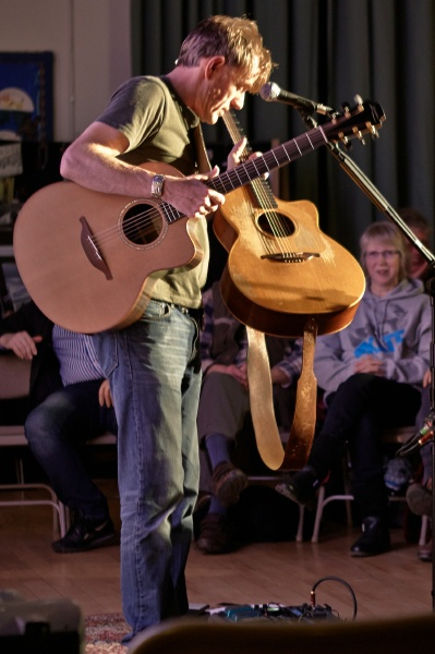 Martyn Joseph Black Duck Folk Sutton Benger 15-02-2015