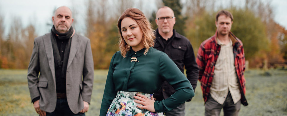 Kim Lowings and The Greenwood, support from Road Not Taken, Saturday 24th February 2018, 8pm (Doors open 7:30pm) at Sutton Benger Village Hall, Chippenham